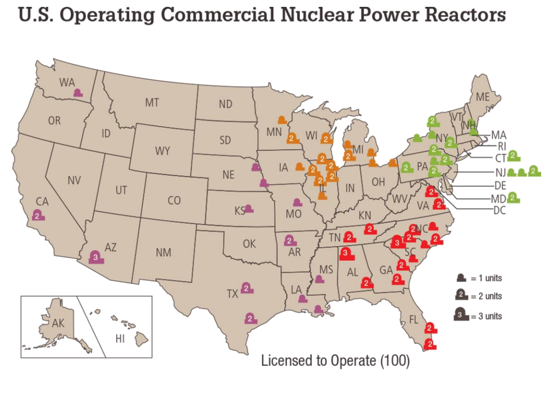 Finding A Career Opportunity in the Nuclear Power Industry | Goodnight Consulting