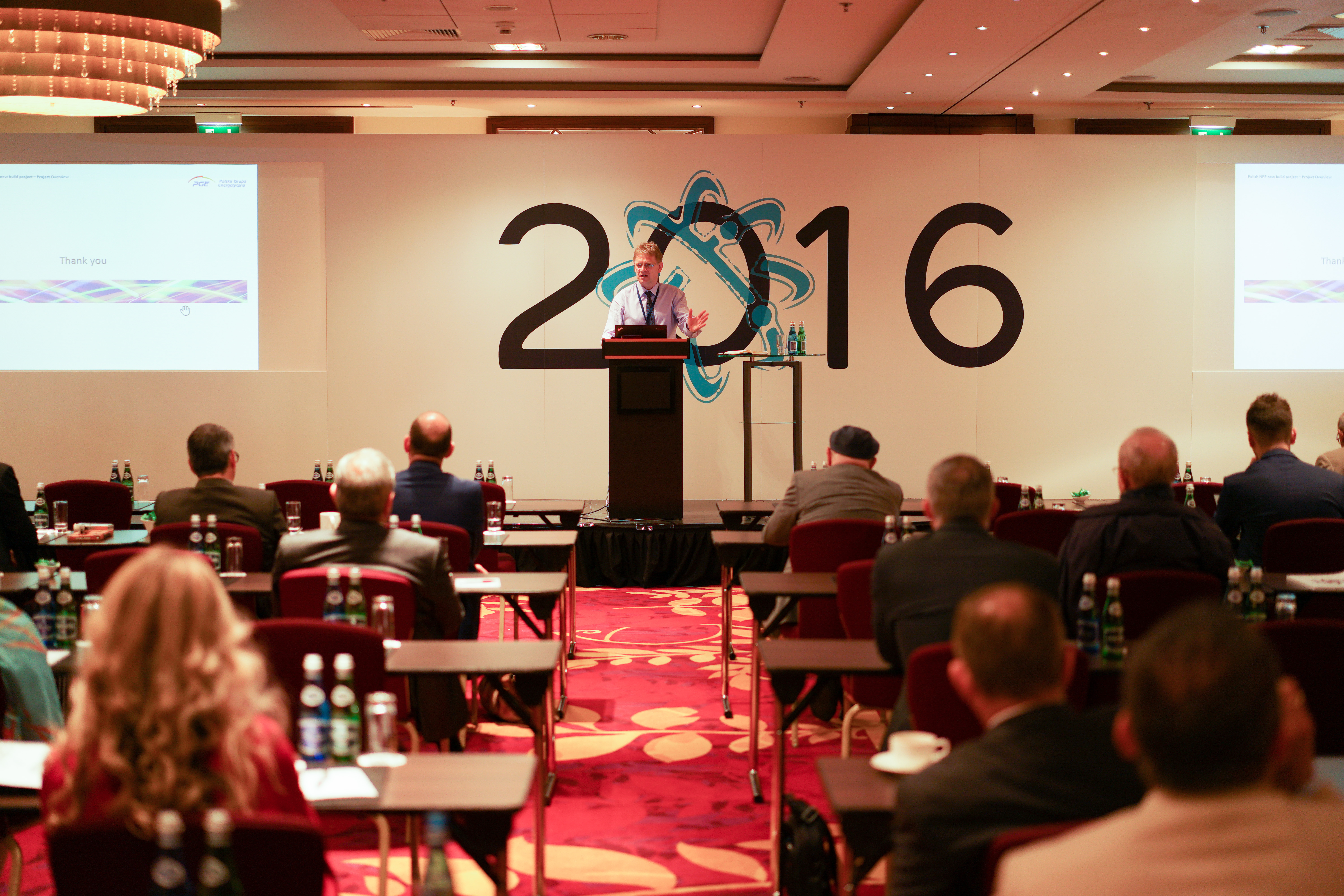 2016 New Nuclear International Conference | Goodnight Consulting